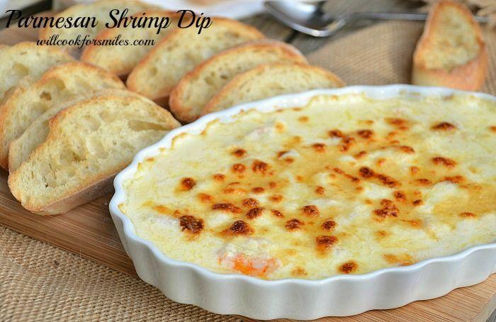 Parmesan Shrimp Dip   Spreads, Dips, Jams & More   Pinterest
