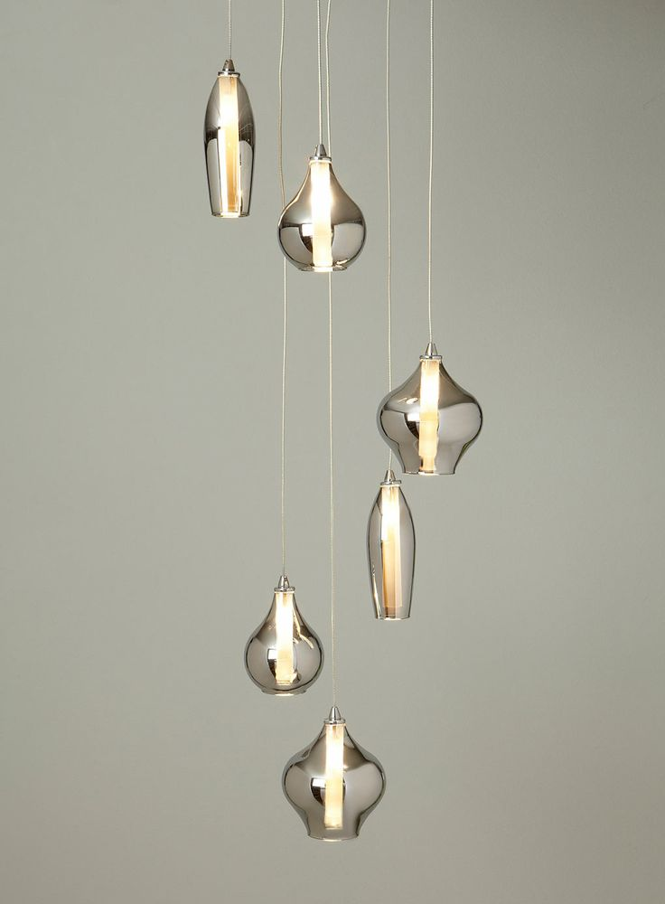 smoke nakita cluster pendant lovely lights pinterest