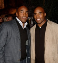 Barber Brothers : The Barber Brothers. Tiki and Ronde. NFL Pinterest