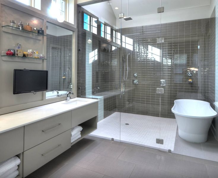 Shower wet room ideas images frompo 1 - Wet room bathroom designs ...