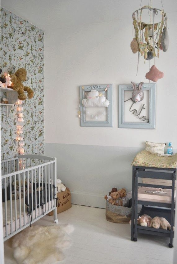D coration chambre b b chambre b b d coration nursery - Chambre bebe garcon vintage ...