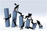14. Cero Inestabilidad. La política y planeamiento de manejo de la empresa deben de tener cierta duración para que así no haya un desnivel en la dirección.  Que sí se suma a una deficiencia en la comunicación entonces, llevaría a que los trabajadores no sigan el camino esperado y sea más difícil conseguir los objetivos trazados.    Por esto la estabilidad es un requisito para el éxito empresarial. Es necesario que todo trabajador tenga cierta estabilidad laboral, económica y personal.