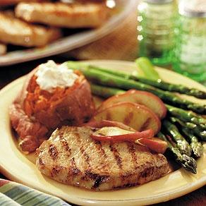 Brown Sugar Pork Chops | Pork & Lamb Recipes | Pinterest