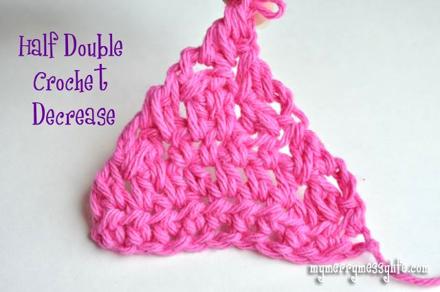 Crochet Stitches Increasing And Decreasing : Increasing and Decreasing in Crochet {free crochet tutorial}
