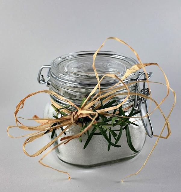 Rosemary Salt | Gifts of Good Taste & Thought | Pinterest