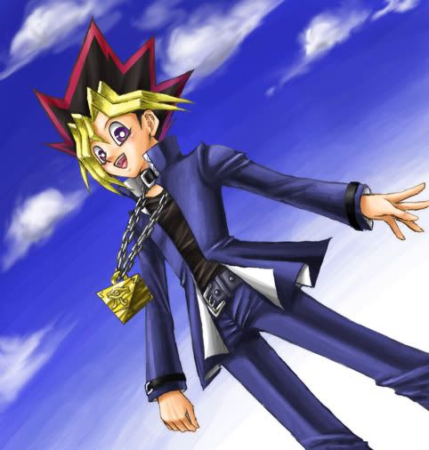 how tall is yugi moto