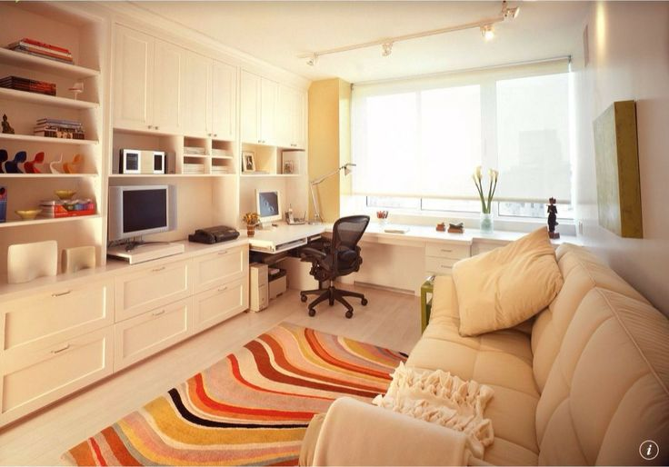 Home Office Bedroom Combination Mesmerizing Design Review