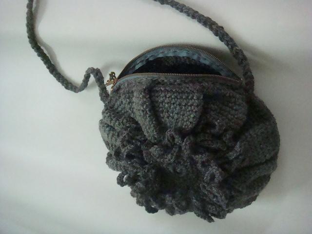 Crochet Cross Body Bag Pattern : Crochet Bags