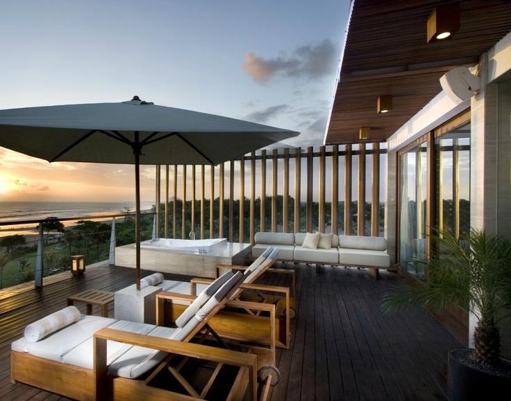 arredamento terrazzo terrazo moderno : 16 patio e terrazze da sogno - Arredo Idee