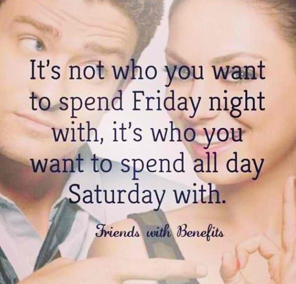 Friends With Benefits Rooftop Quotes : Love friends with benefits quotes quotesgram