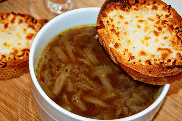 French Onion Soup | yummy things | Pinterest
