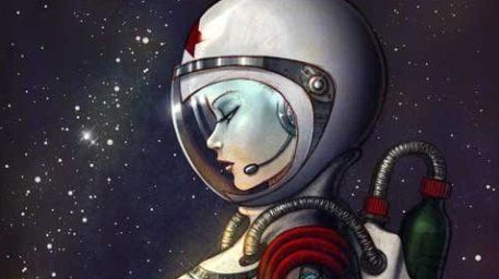 sexy sci fi astronaut helmet - photo #7