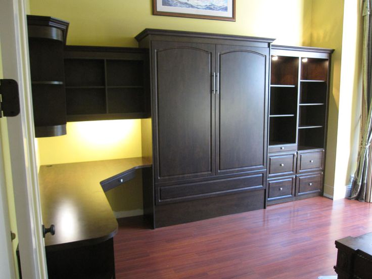 home office furniture murphy bed for the home pinterest