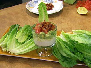 Rachel Ray Cobb Salad Layer Dip | What's Cookin' Good Lookin'? (R...