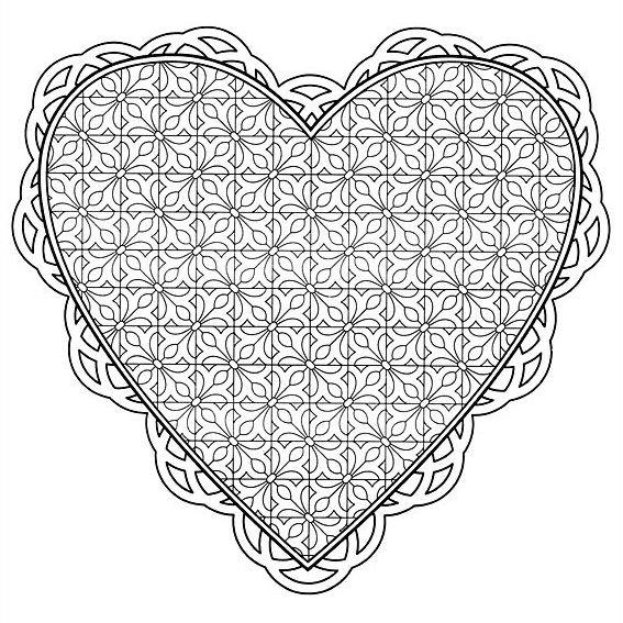 etsy valentine hearts