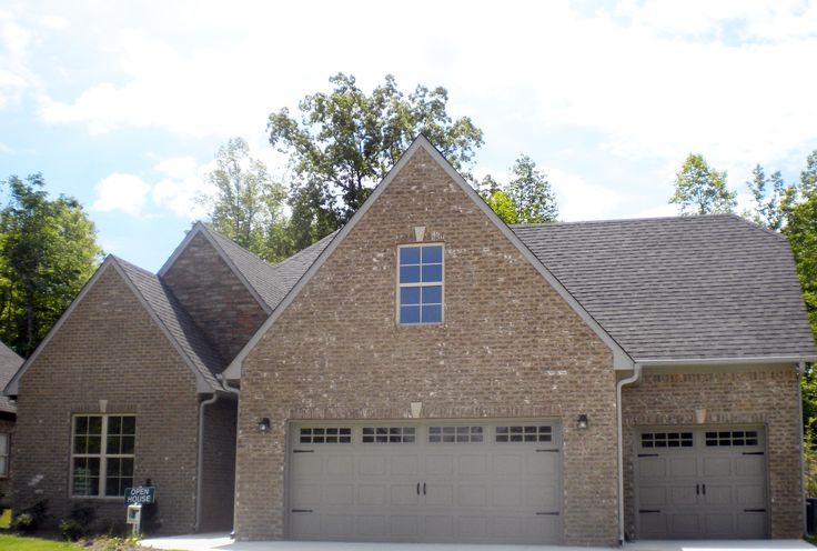 Alabama Brick Castle Rock Home Exteriors Pinterest