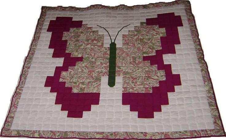 Butterfly Quilting Pinterest
