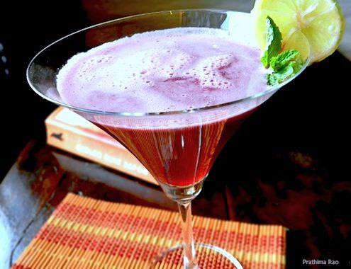 Refreshing Pomegranate Cooler Recipe Recipe Author: Prathima Rao at ...