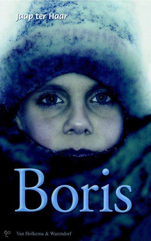 Boris - Jaap ter Haar | Gelezen | Pinterest