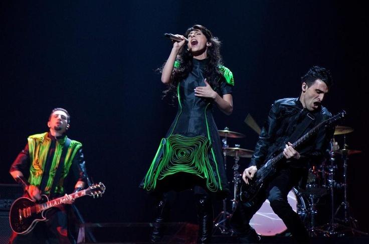 georgia in eurovision 2011