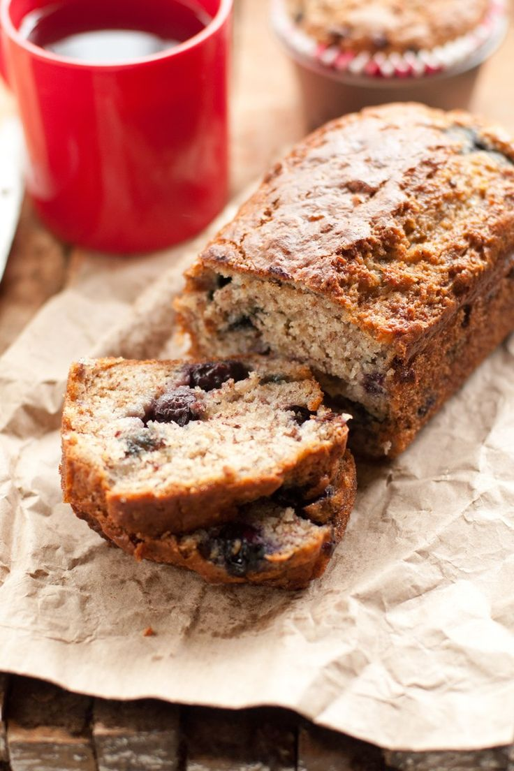 Blueberry Zucchini Bread Recipe This is one way I can use all the ...