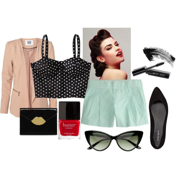 """Rockabilly Cats"" by caitlinterese on Polyvore"