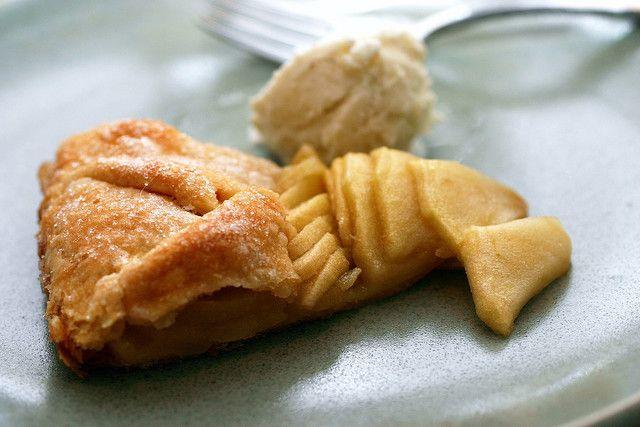 Simple Apple Tart | ~Pies, Crisps & Cobblers~ | Pinterest