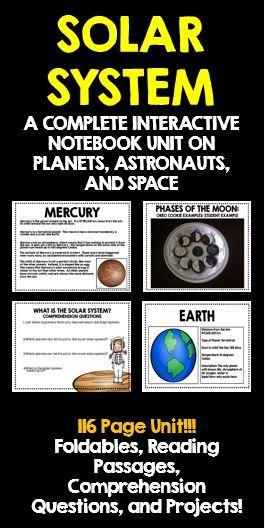 solar system foldable notebook - photo #11