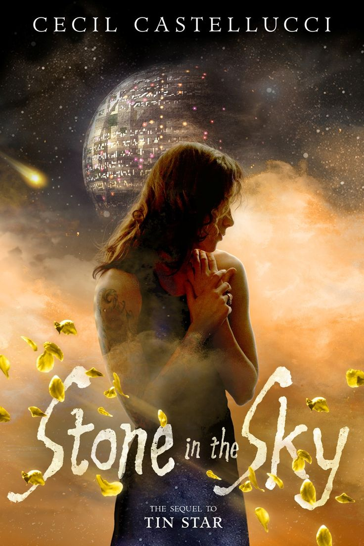 Stone in the Sky (Tin Star #2) by Cecil Castellucci