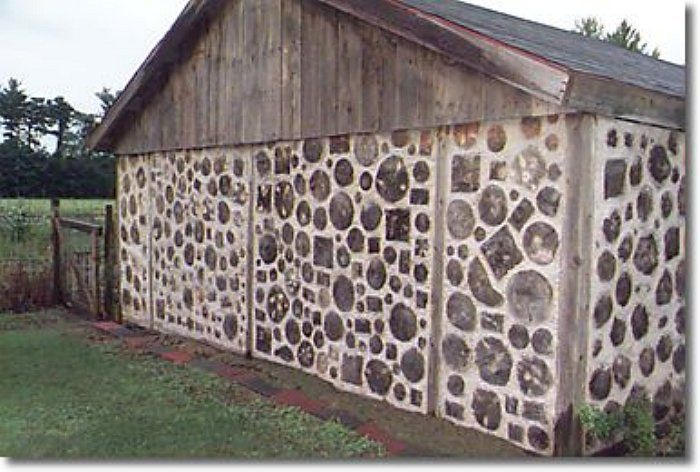cordwood building cord wood wonders pinterest Cordwood House Interiors Cordwood House Design