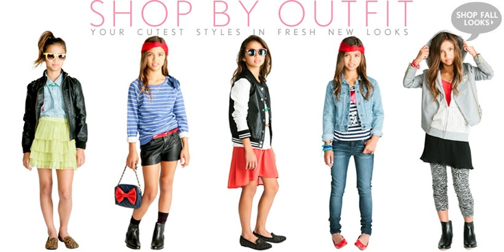 Tween fashion outfits pictures