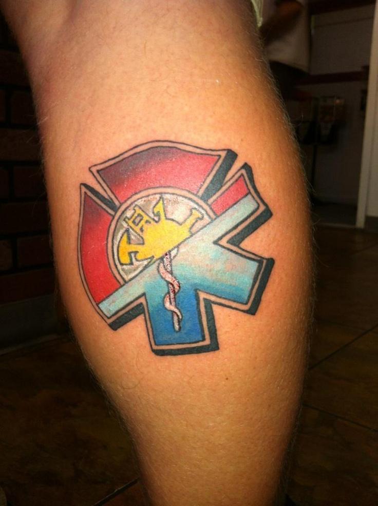Maltese cross star of life