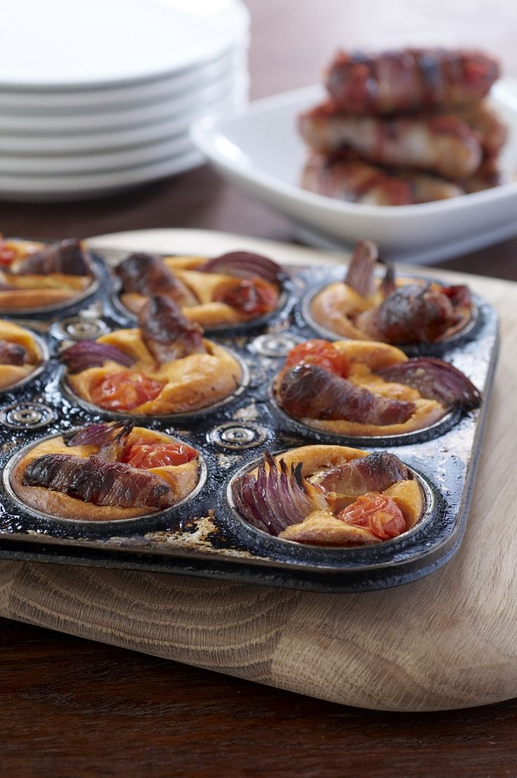 Lorraine Pascale's Toad In The Hole Recipes — Dishmaps