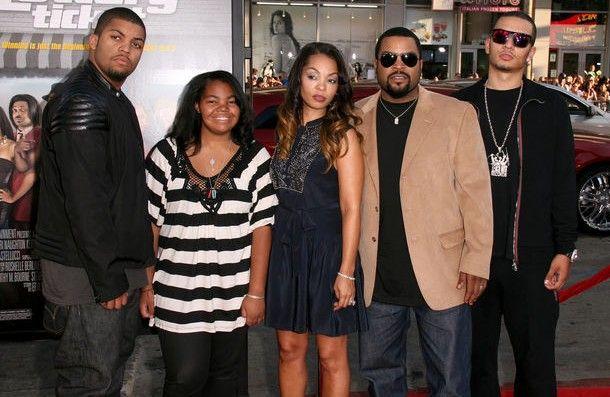 Ice Cube Family 2012 ice cube and hi...