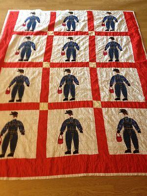 Coal Miner Applique Pattern Appliq Patterns