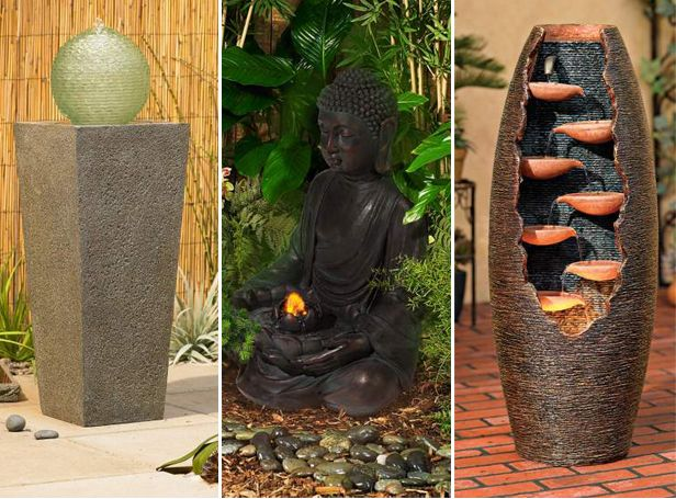 Freebie Friday: 3 Readers Will Win a Free Water Feature! (http://blog.hgtv.com/design/2014/07/11/freebie-friday-3-readers-will-win-a-free-water-feature/?soc=pinterest)