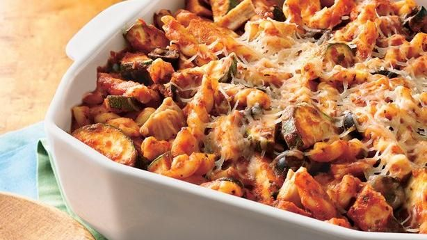 Tomato-Basil Turkey Casserole | Yummy-for-the-Tummy Casseroles | Pint ...