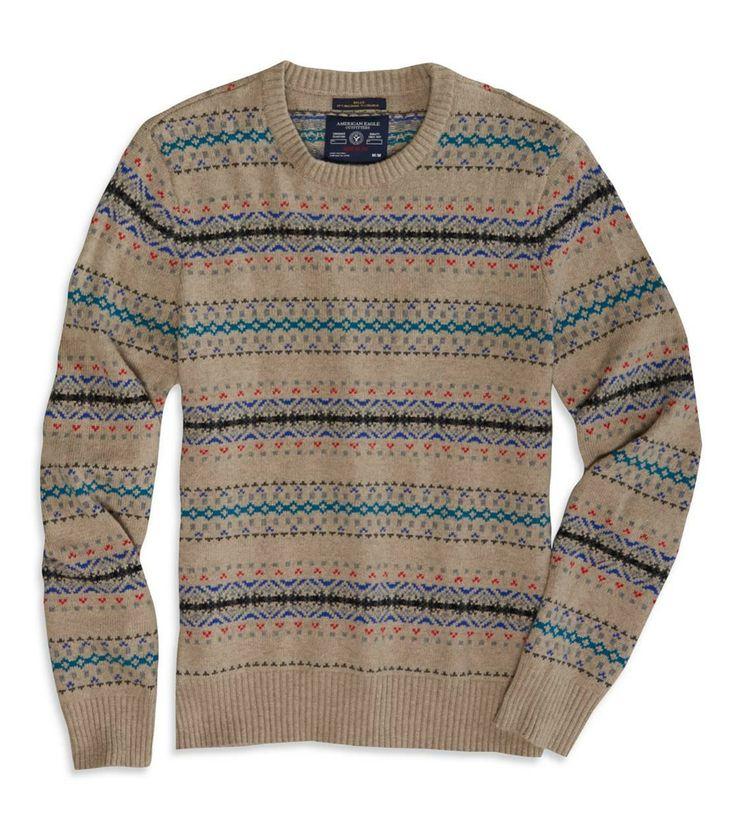 Fair Isle Pullover Damen. closed damen jacquard fair isle pullover ...