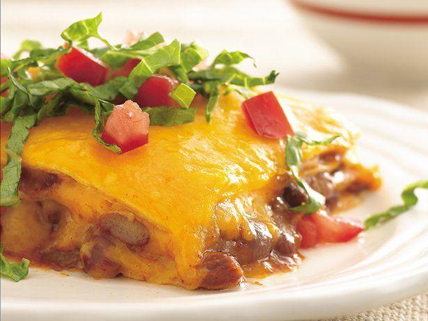 Tex Mex Tortilla Torte   Recipe
