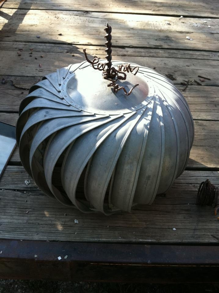 upcycled halloween decorations