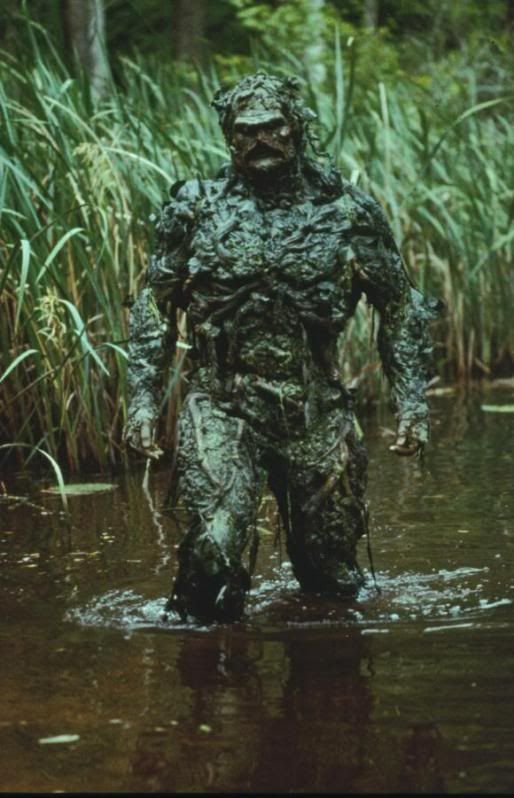Swamp Thing | Sci fi freak! | Pinterest