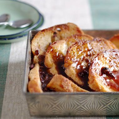 Favorite Bread and Butter Pudding with Bourbon Sauce Read More http ...