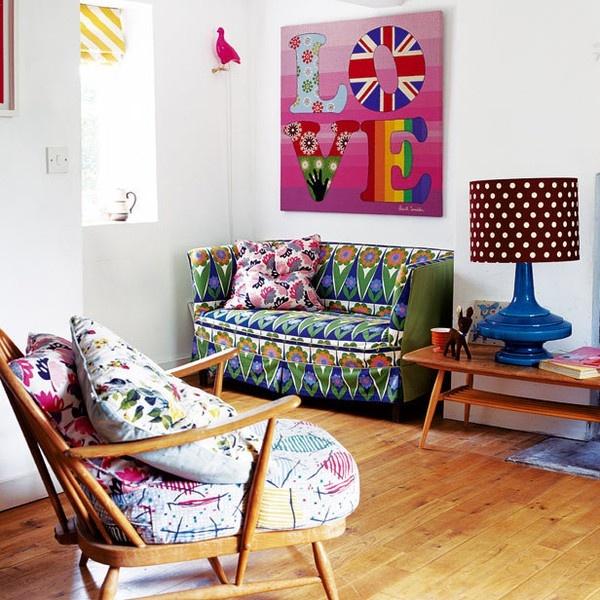 Boho decor living room for the home pinterest for Boho living room ideas