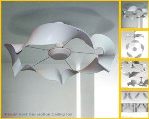 Unusual ceiling fan designs that will blow your mind