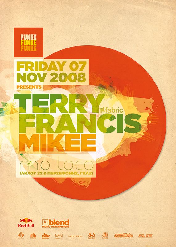 Terry Francis Poster