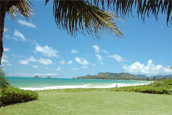 BEACHFRONT IN PARADISE - KAILUA HAWAII | LUXURY HOMES