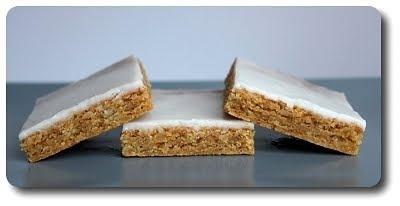 Ginger-Lemon Bars | ⦂Deliciousness: Sweets⦂ | Pinterest
