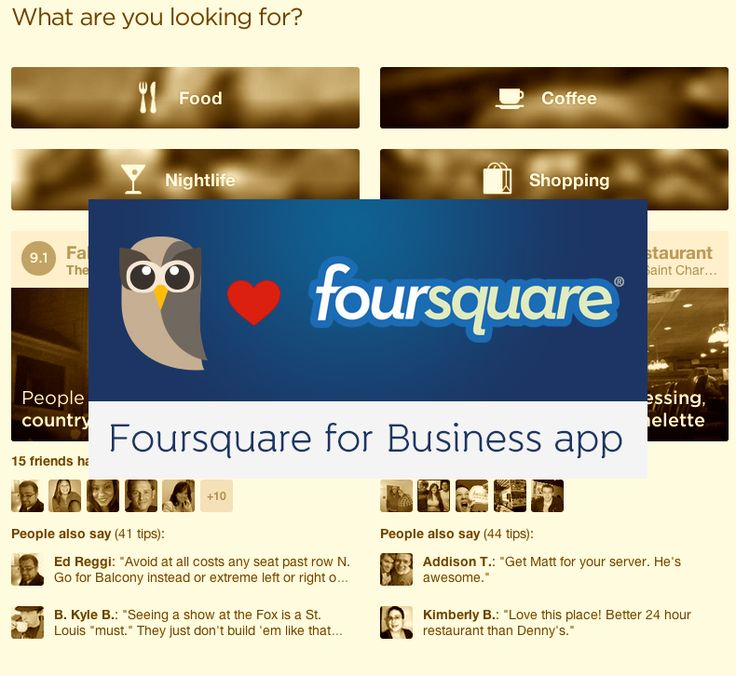 Manage Your Foursquare Presence using HootSuite