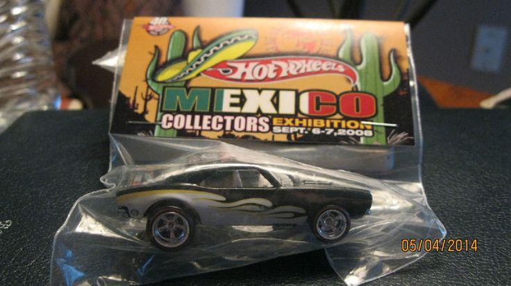 Hot wheels 2008 mexico convention 67 camaro 23 50 limited for 9 salon hot wheels mexico