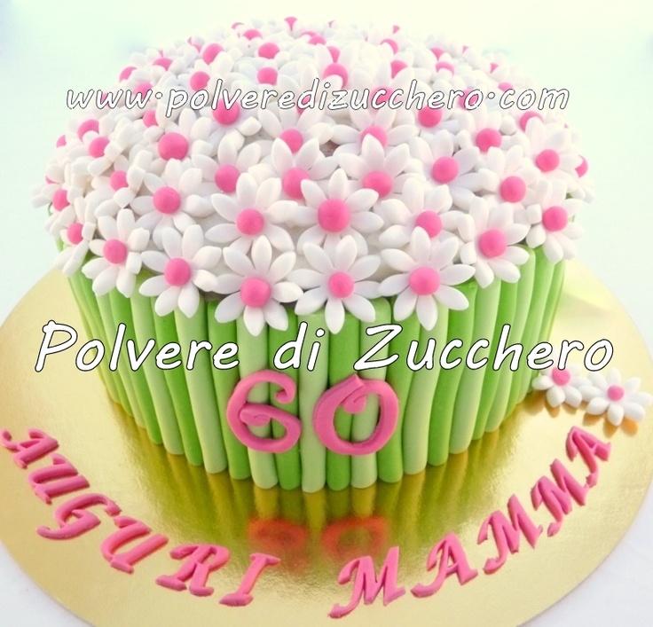 60th Birthday Cake Ideas For Mom 108226 Flower Cake 60th B